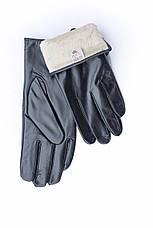 Перчатки кожаные женские опт МАЛЕНЬКИЕ, фото 2