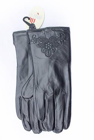 Перчатки кожаные опт СРЕДНИЕ, фото 2