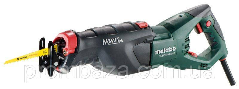 Сабельная пила Metabo SSEP 1400 MVT