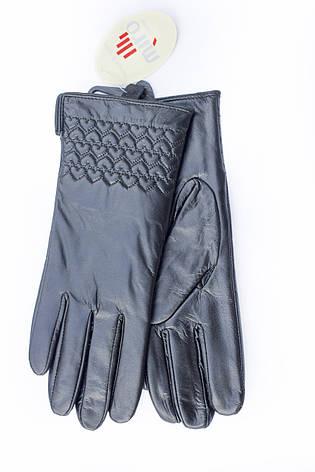 Женские кожаные перчатки оптом, фото 2