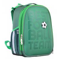 Школьный детский портфель h-25 football YES