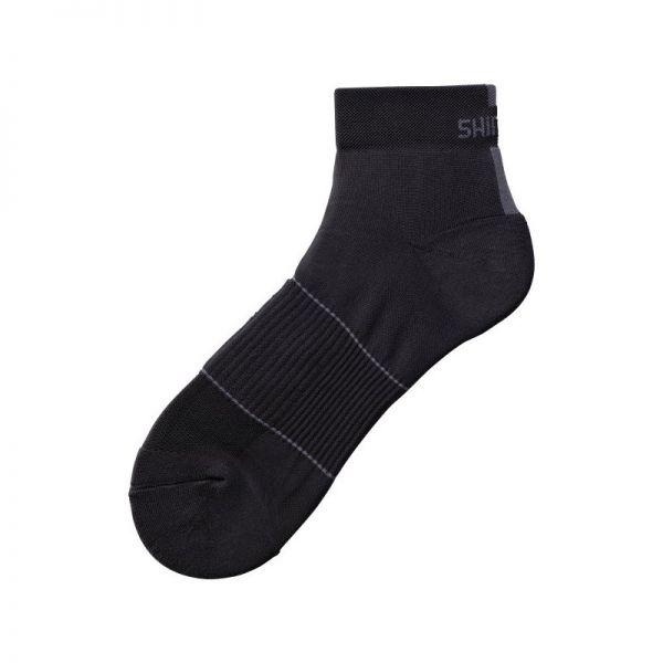 Шкарпетки Shimano Low, чорні, розмір 40-42