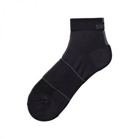 Шкарпетки Shimano Low, чорні, розмір 40-42, фото 2