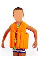 Жилет спасательный детский PL-3383-14 (оранжевый)