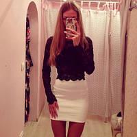Стильное платье Миранда Ян  $