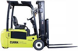 Електричні навантажувачі CLARK GTX 16/18/20s від 1,6 до 2 т.