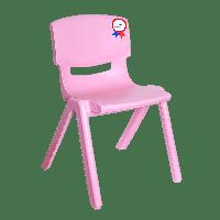 Стілець дитячий Irak Plastik Jumbo №2 рожевий