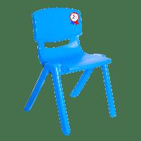 Стілець дитячий Irak Plastik Jumbo №2 синій