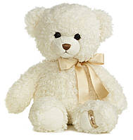 "Медвежонок ""Эшфорд"" с атласным бантом Aurora World Ashford Teddy Bear"