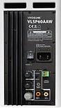 Активные акустические колонки VivoLink VLSP60AAW (2 x 30Вт) влагозащитные, настенные, фото 4
