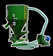 Технологическая линия для приготовления кормов, 500кг