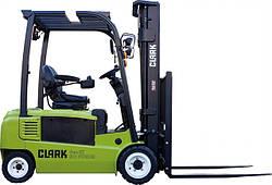 Електричні навантажувачі CLARK GEX 16/18/20s від 1,6 до 2 т.