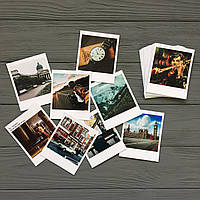 Печать фото в стиле Полароид, Polaroid 30 шт.