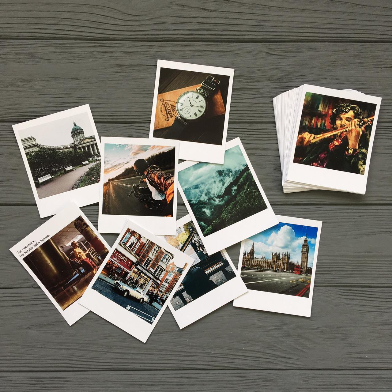 идеи распечатки фотографий учетом затрат
