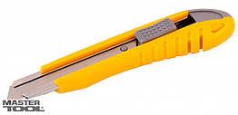 MasterTool  Нож пластиковый, Арт.: 17-0101
