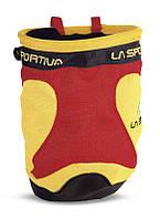Мешочек для магнезии  LA SPORTIVA CHALK BAG TESTAROSSA (Артикул: Chalk_Bag_Testarossa_19B)