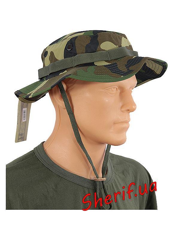 Панама мембранная MIL-TEC спецназа Woodland 12326020
