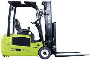 Електричний навантажувач CLARK GTX 16