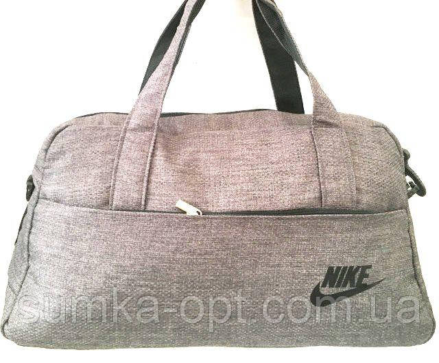 Дорожні сумки швейка Nike джинс (коричневий)22Х27Х48