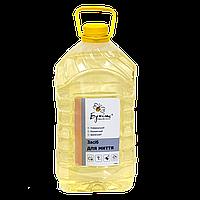 """Безфосфатное концентрированное средство для мытья, универсальное """"Пчелка"""" 5л"""