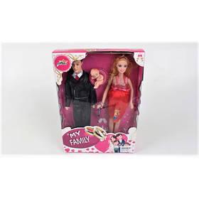Кукла семья  6005BD