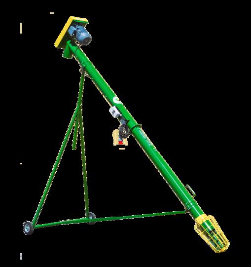 Шнековый транспортер 12 м
