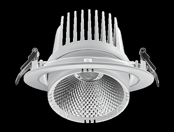 Врезной светильник SQUARE ELS166C/35W