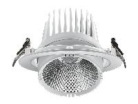 Врезной светильник SQUARE ELS166C/35W, фото 1