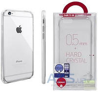 Чехол Ozaki O!coat Hard Ctystal Apple iPhone 6 Plus, iPhone 6S Plus Transparent (OC594TR)