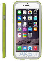 Чехол Ozaki O!coat ShockBand iPhone 6, iPhone 6S Wasabi (OC567WS)