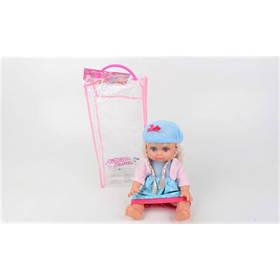 Кукла музыкальная Беби Саша 171303