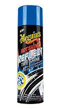 Спрей с блестками для шин - Meguiar`s Hot Shine Reflect Tire Shine 425 г. (G18715)