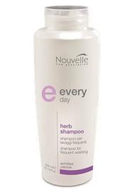 Шампунь для частого мытья Nouvelle Herb Shampoo 300 ml