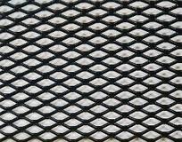 Сетка бампера  Elegant №2 1м х20 см черная EL 511022/1