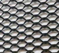 Сетка бампера Elegant №3 1м х20 см черная  EL 511023/1