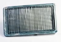 Заглушка бампера Правая R (меньшая) VW Golf III, VENTO 08.91-04.99, DEPO
