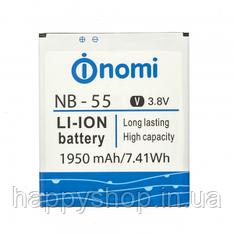 Оригинальная батарея Nomi i505 (NB-55)