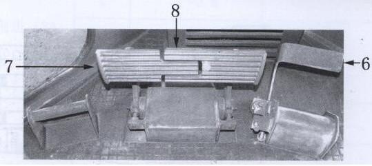 Управление бульдозером Shantui SD32