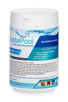 Таблетки для бассейна Crystal Pool MultiTab 4-in-1 1 кг (таблетки 20 г)