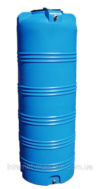 Вертикальная емкость 750 литров