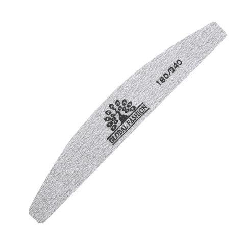 Пилочка для ногтей Global Fashion 180/240