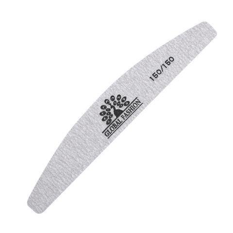 Пилочка для ногтей Global Fashion 150/150