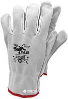 Копия Перчатки кожаные RLCS DUO