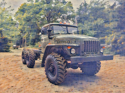 Запчасти к Урал 4320 (375)