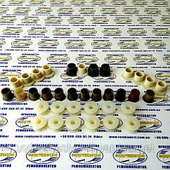 Комплект пластмассовых изделий сеялки (малый) СПЧ-6 без прокладок