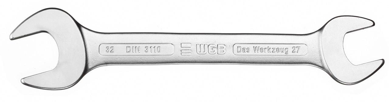 Ріжковий ключ DIN 3110 10x12 WGB Німеччина