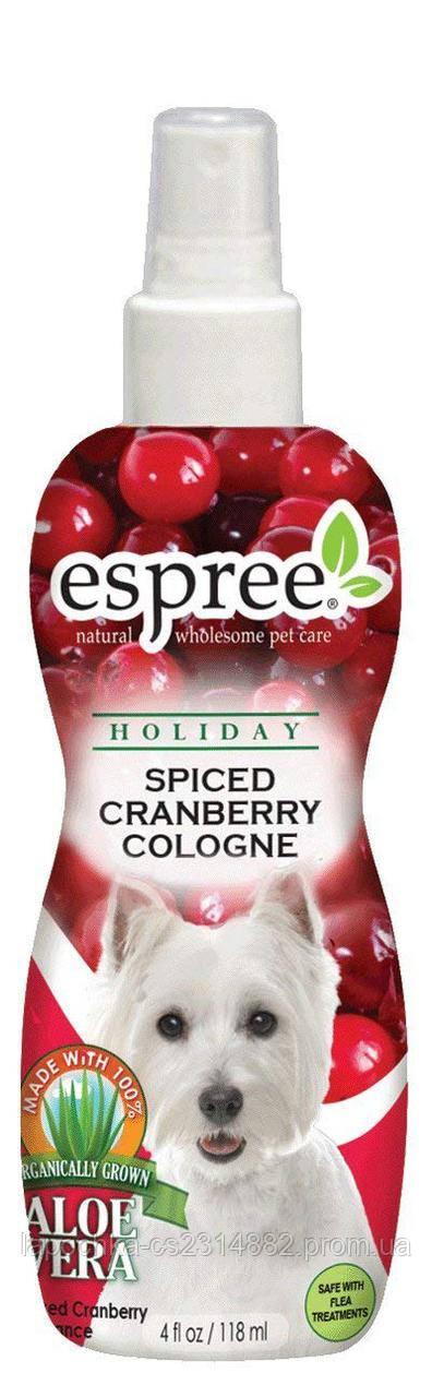 Духи Espree Spiced Cranberry Cologne с ароматом мяты и клюквы, 118 мл
