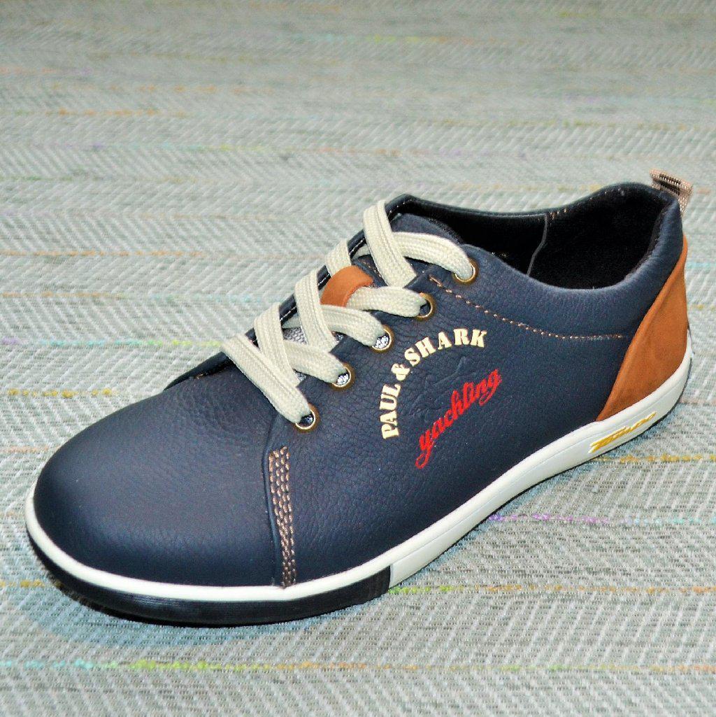 Спортивні туфлі хлопчик, Paul & Shark розмір 35 38