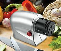 Точилка для ножей и ножниц SHAPER 220W на батарейках | ножеточка | ножеточка на батарейках Sharpener