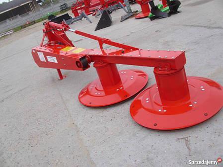 Косилка роторная Wirax Z-069 1,35 м., фото 2
